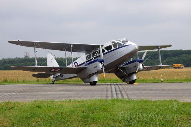 De Havilland Dragon Rapide —