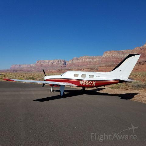 Piper Malibu Mirage (N56CX)