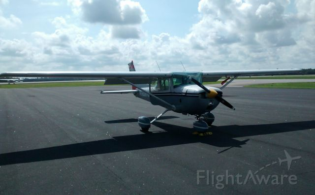 Cessna Commuter (N1237Q)