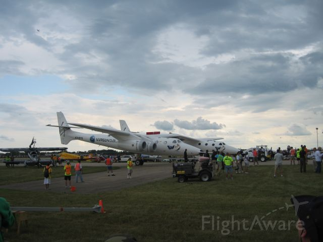 Scaled Composites White Knight 2 (N348MS)
