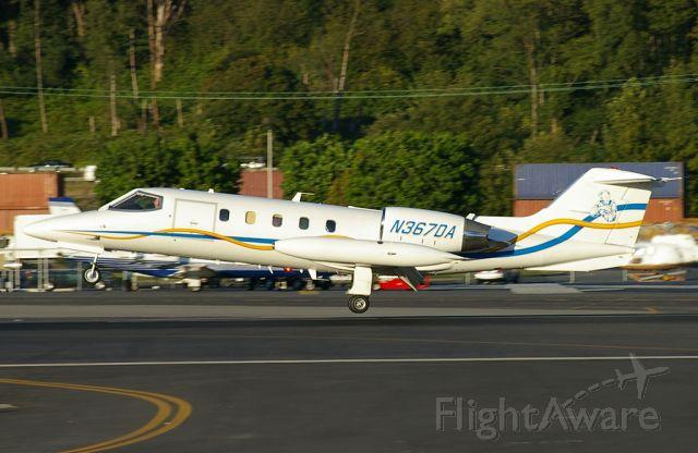 Learjet 35 (N367DA)