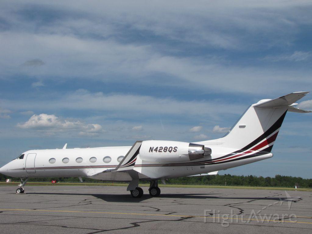 Gulfstream Aerospace Gulfstream IV (N428QS)
