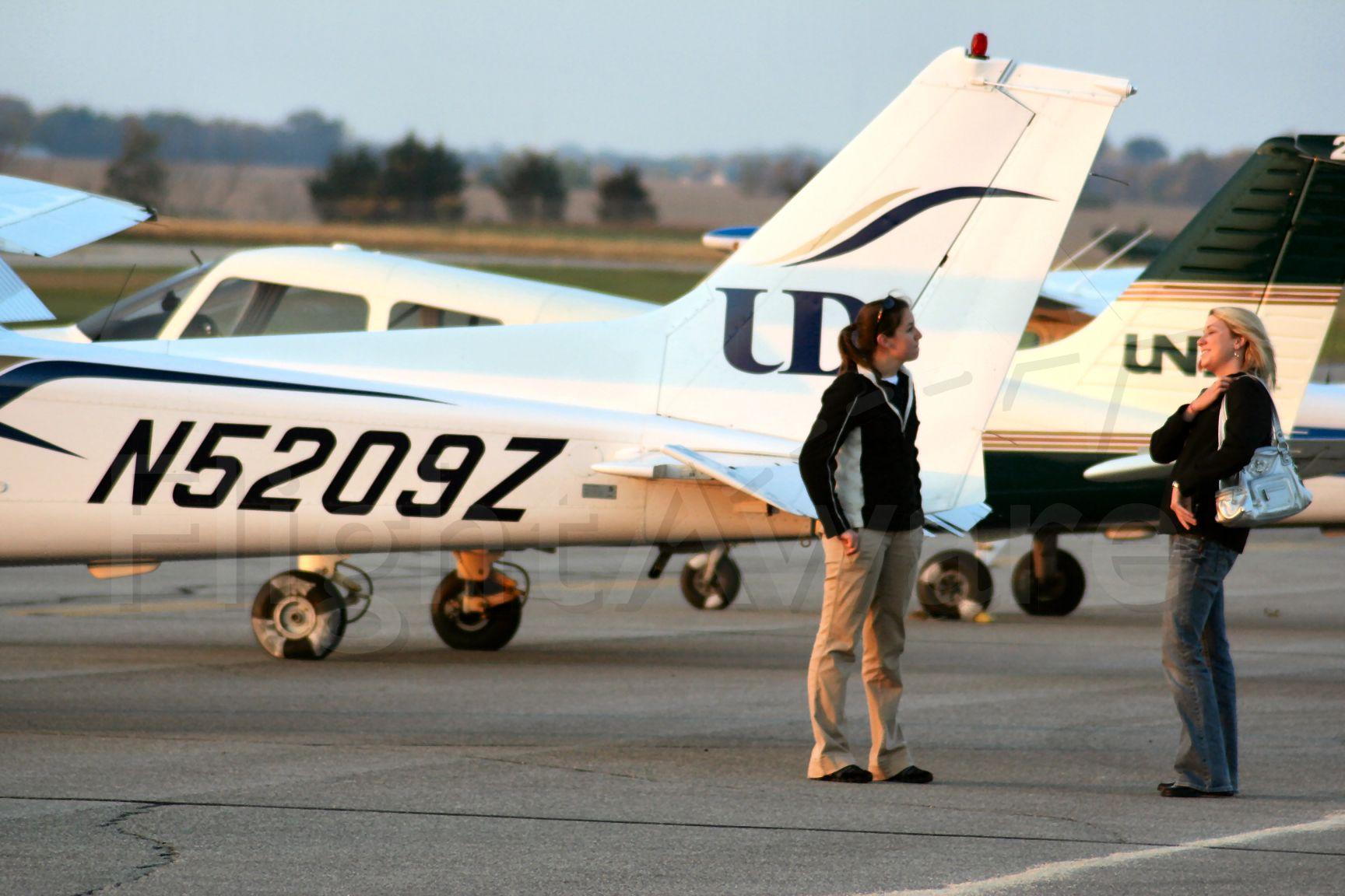 Cessna Skyhawk (N5209Z)