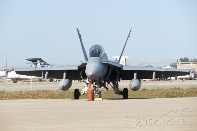 McDonnell Douglas FA-18 Hornet (USMC4) - 3/8/2020