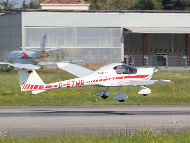 Diamond DA-20 (D-ETWR)