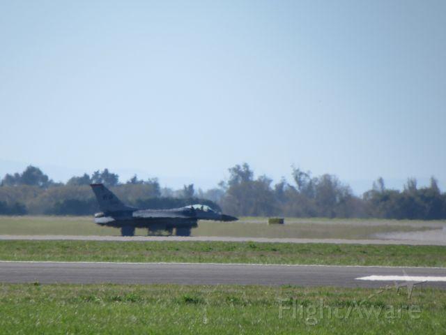 Lockheed F-16 Fighting Falcon — - Two F16