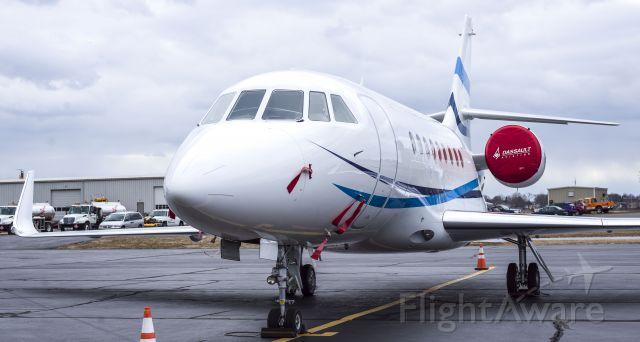 Dassault Falcon 20 (N133RL)
