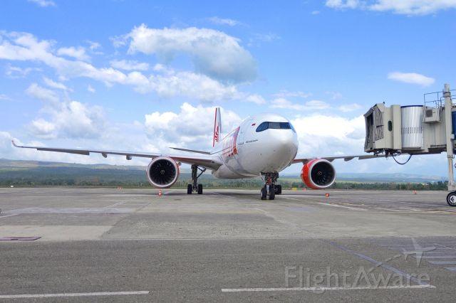 AIRBUS A-330-900 (PK-LEJ) - Lion Air Airbus A330-900 Neo
