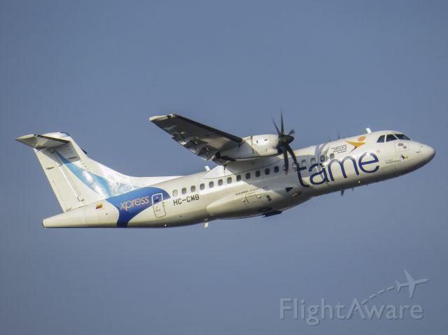 ALENIA Surveyor (ATR-42-500) (HC-CMB)