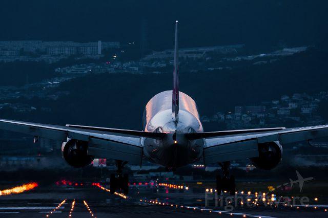 Boeing 777-200 (JA0070)