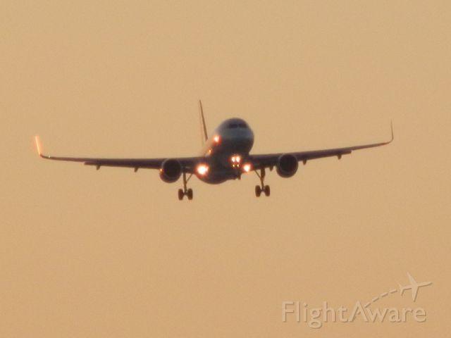 Airbus A319 (N9006)