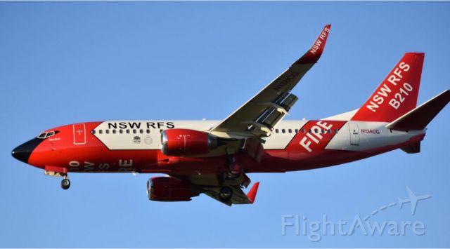 Boeing 737-700 (N138CG)