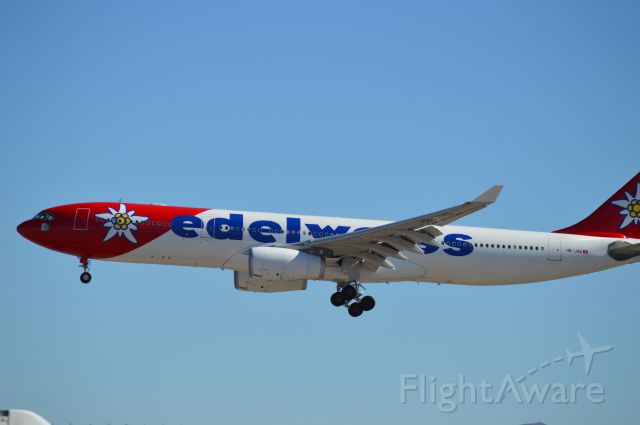 Airbus A330-300 — - October 2014 Approach to runway 1R