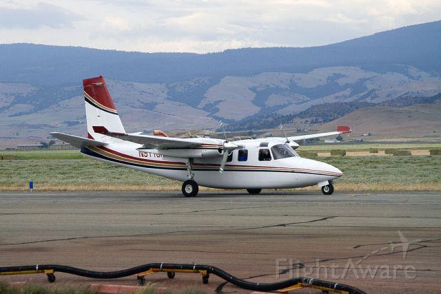 Aero Commander 500 (N9116N)