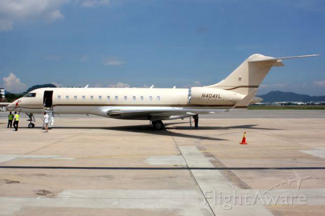 Bombardier Global Express (N404VL)
