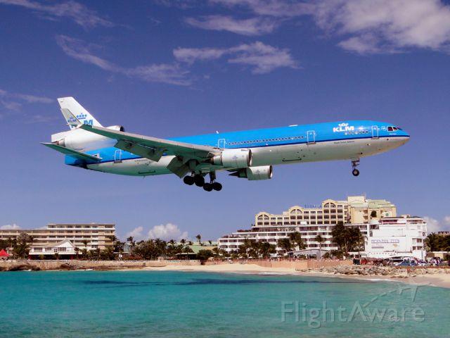 Boeing MD-11 (PH-KCC)