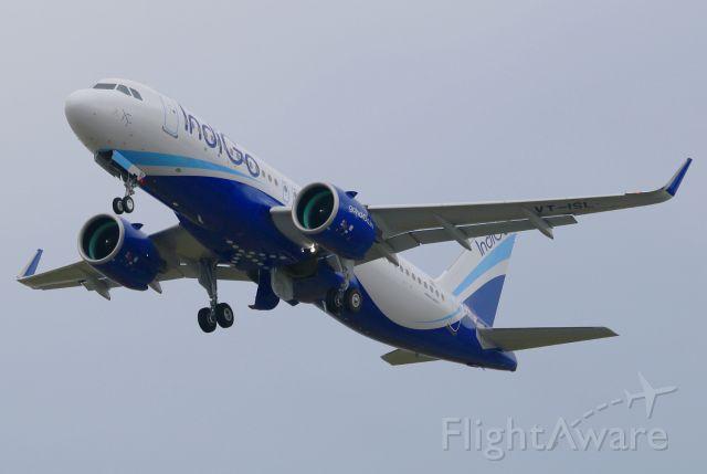 Airbus A320neo (VT-ISL)