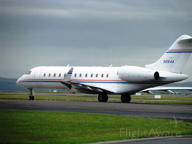 Bombardier Global Express (N264A)