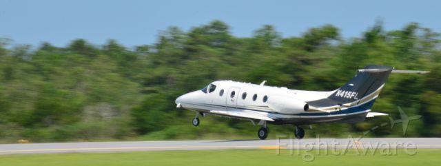 Beechcraft Beechjet (N415FL)
