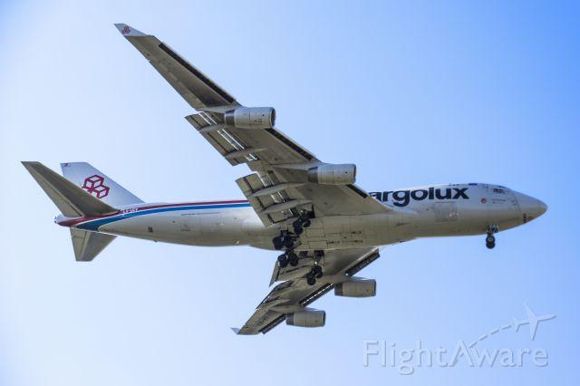 Boeing 747-400 (LX-UCV)