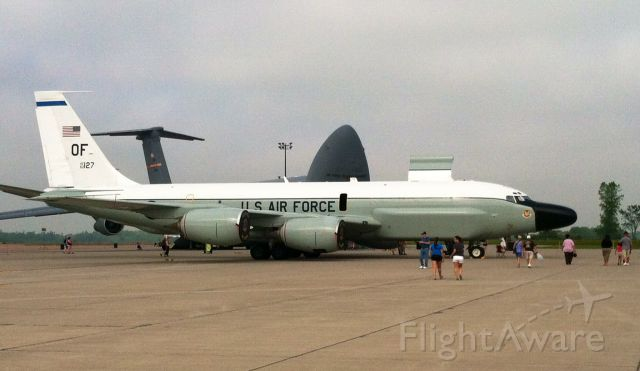 Boeing RC-135 (62-4127)