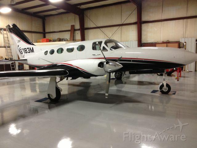 Cessna Chancellor (N3183M)