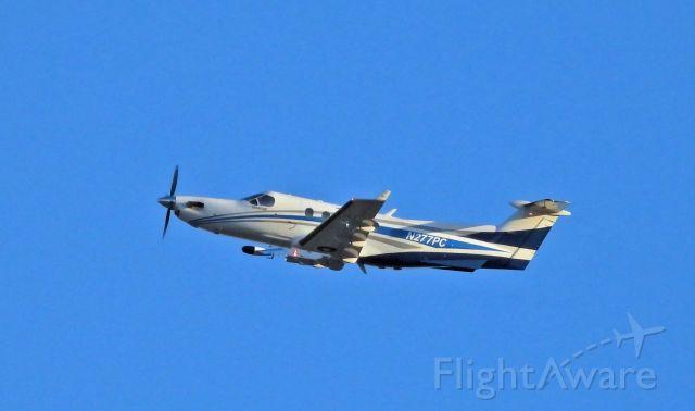 Pilatus PC-12 (N277PC)