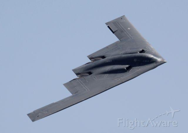 80-1069 — - Spirit of Indiana Northrop-Grumman-B-2-Spirit-80-1069-USAF-Barksda le