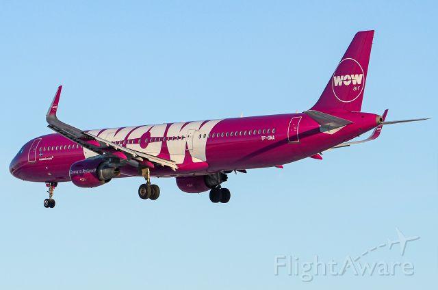 Airbus A321 (TF-GMA)