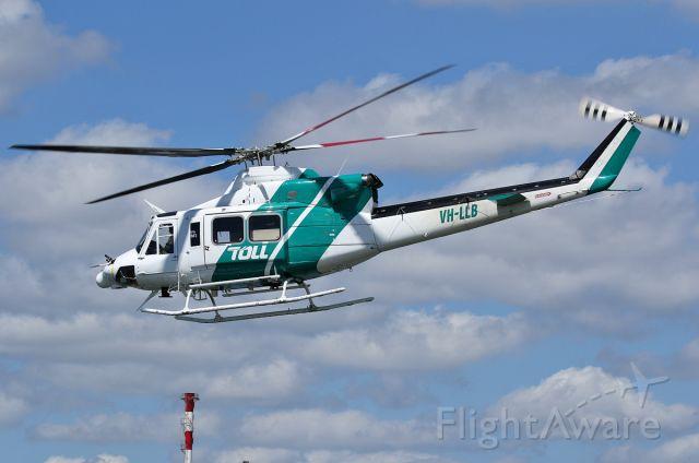 Bell 412 (VH-LLB)