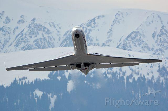 Gulfstream Aerospace Gulfstream V (N613LF)