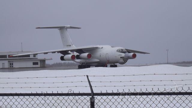 Ilyushin Il-76 (RA-76386)