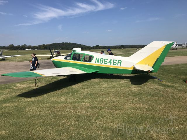 Piper Saratoga/Lance (N8545R) - September 14, 2019 Bartlesville Municipal Airport OK - Bellanca Fly-in