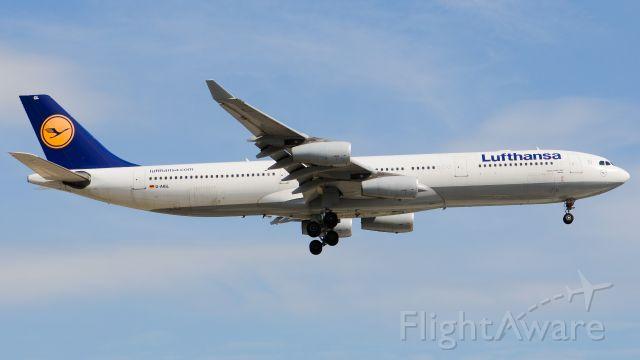 Airbus A340-300 (D-AIGL)