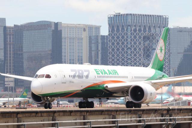 Boeing 787-9 Dreamliner (B-17882) - B787 First Flight to Macau