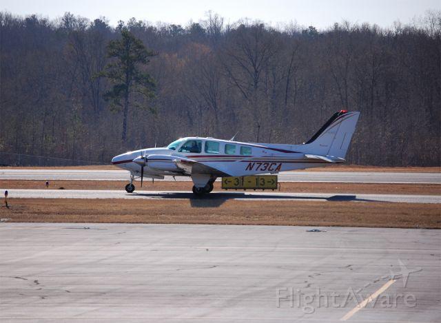 Beechcraft Baron (58) (N73CA)