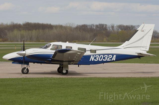 Piper Seneca (N3032A)