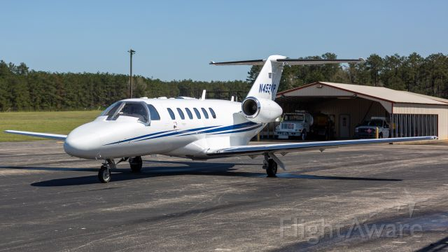 Cessna Citation CJ2+ (N459VP)
