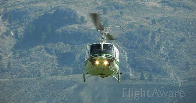 Bell VH-1 (N398EH)