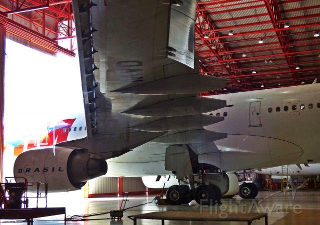 Airbus A330-200 (PT-MVD)