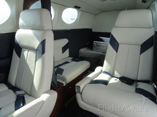 Cessna Chancellor (N414WB) - Cessna N414WB New Interior