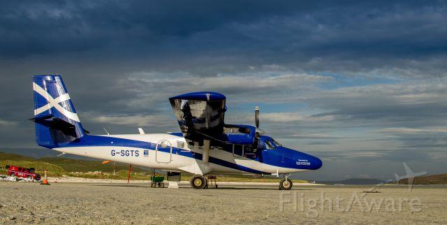 De Havilland Canada Twin Otter (G-SGTS)