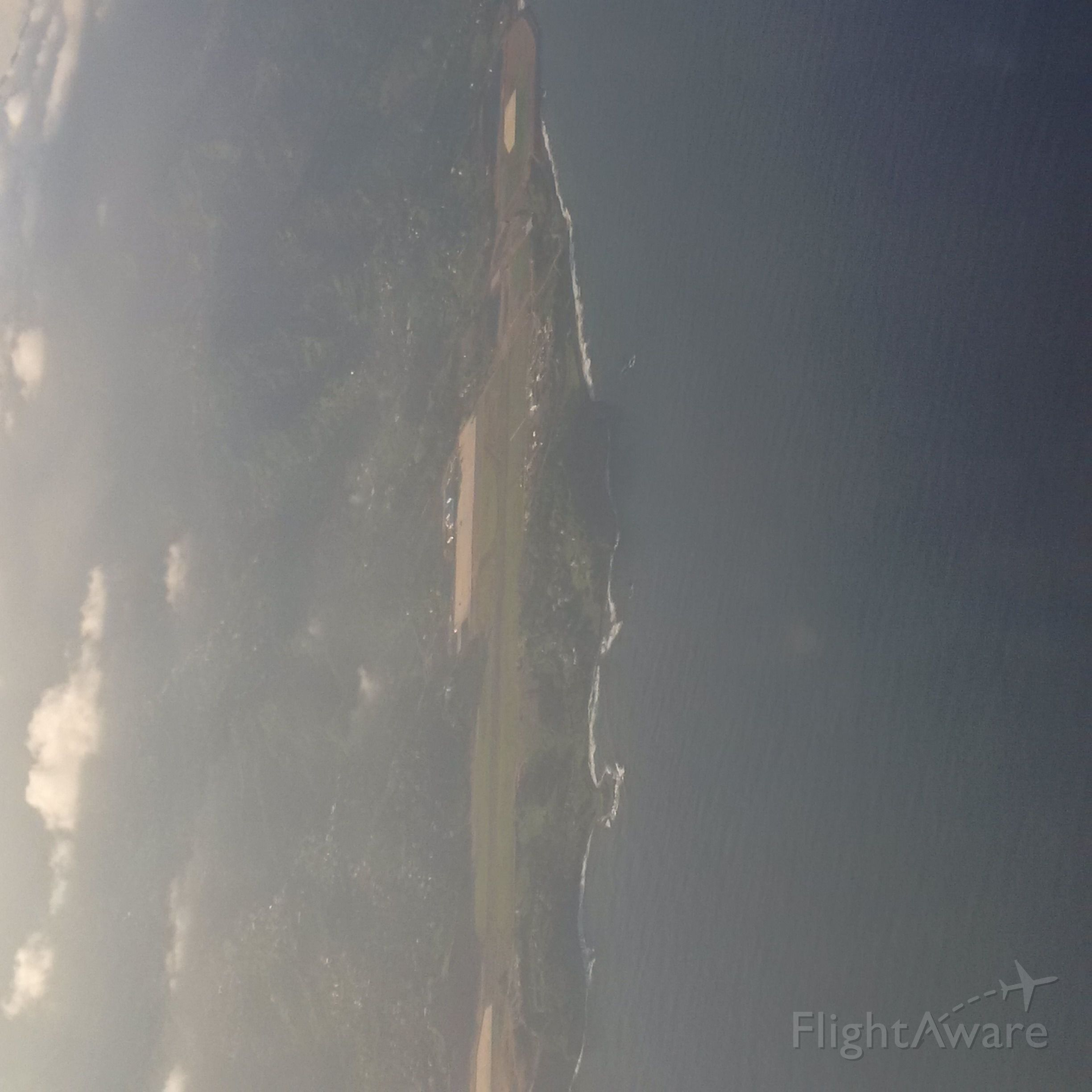 — — - New St. Vincent Argyle International Airport.<br />Sorry about the sideways view, not sure how to rectify it.