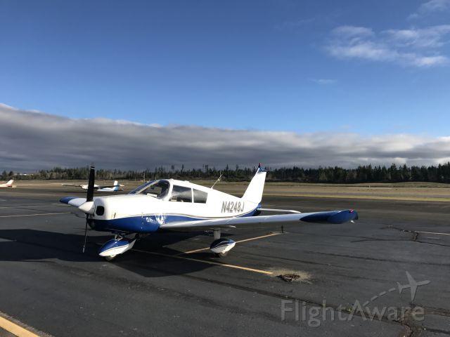 Piper Cherokee (N4248J) - n4248j