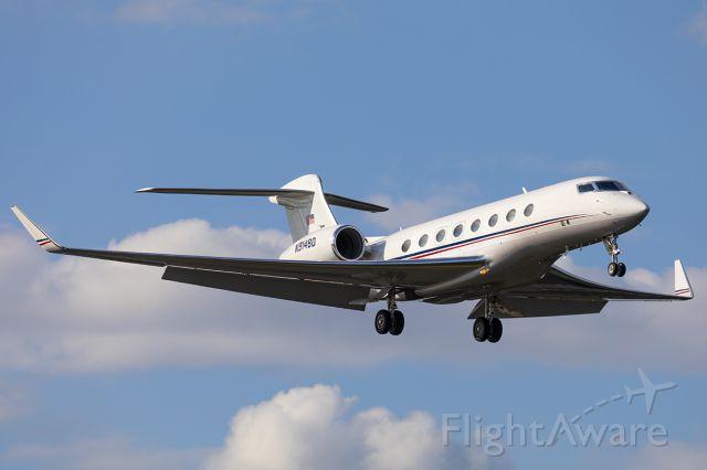 Gulfstream Aerospace Gulfstream G650 (N914BD)