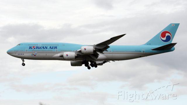 Boeing 747-200 (HL7631)