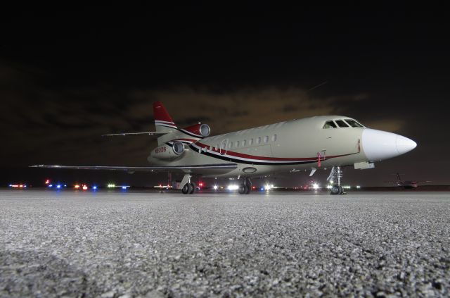 Dassault Falcon 900 (N501DB)