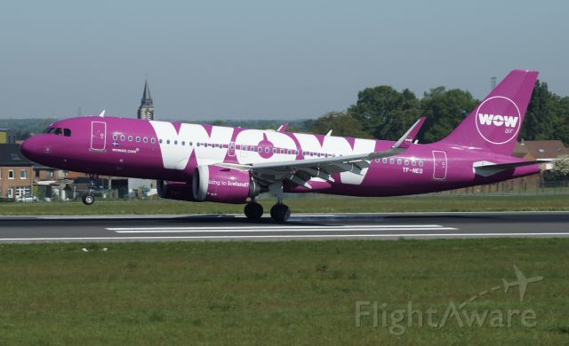 Airbus A320neo (TF-NEO)