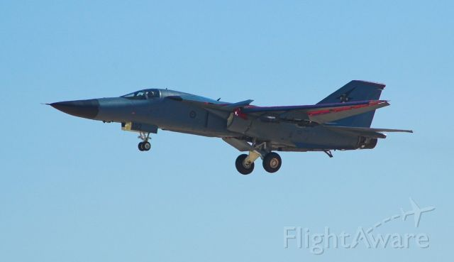 Grumman EF-111 Raven — - Australian Air Force