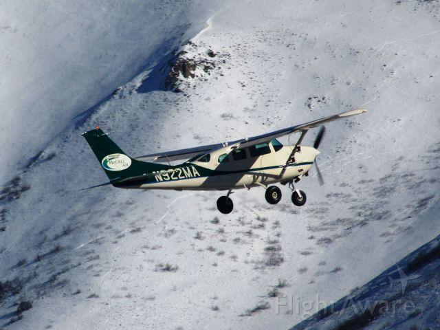 Cessna 206 Stationair (N922MA)